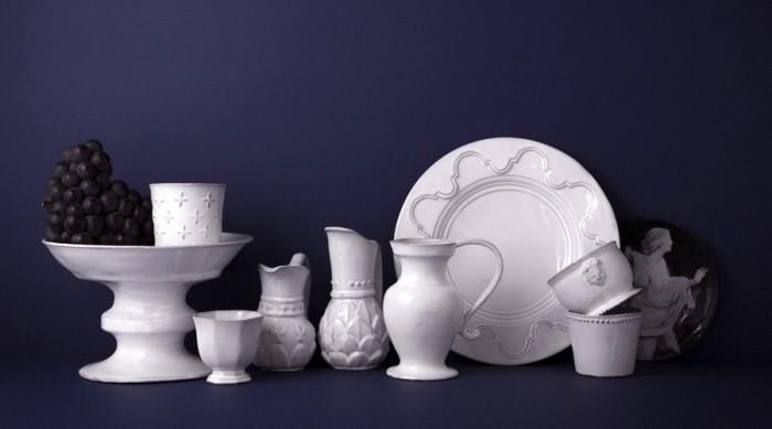 Astier de Villatte の陶器白の釉薬が生む独特の風合い アスティエ・ド・ヴィラット