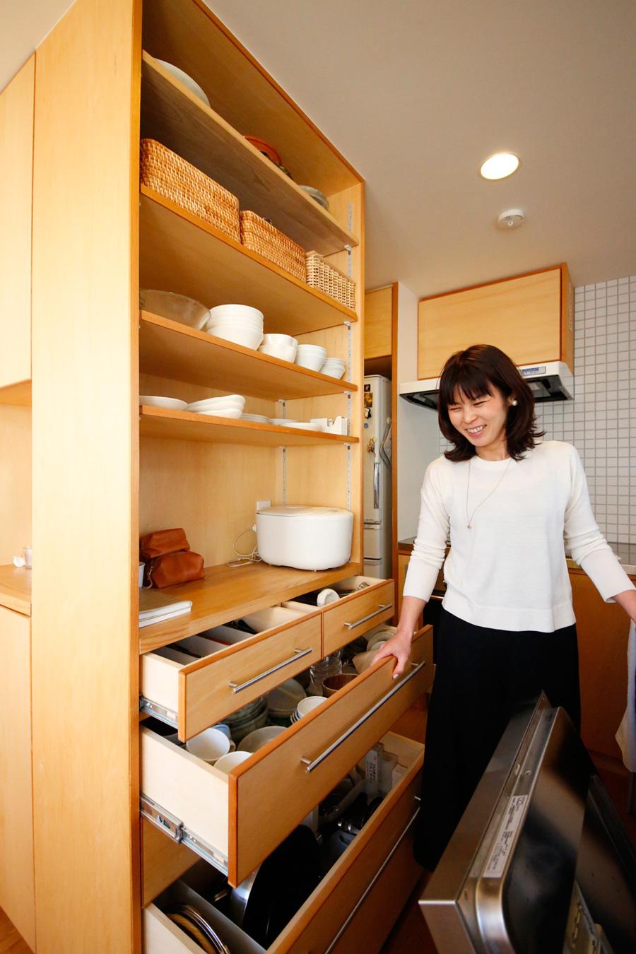 整理収納コンサルタント・森山尚美さん。シンプルでミニマルな暮らしをモットーとする。http://ameblo.jp/moriyamanaomi/