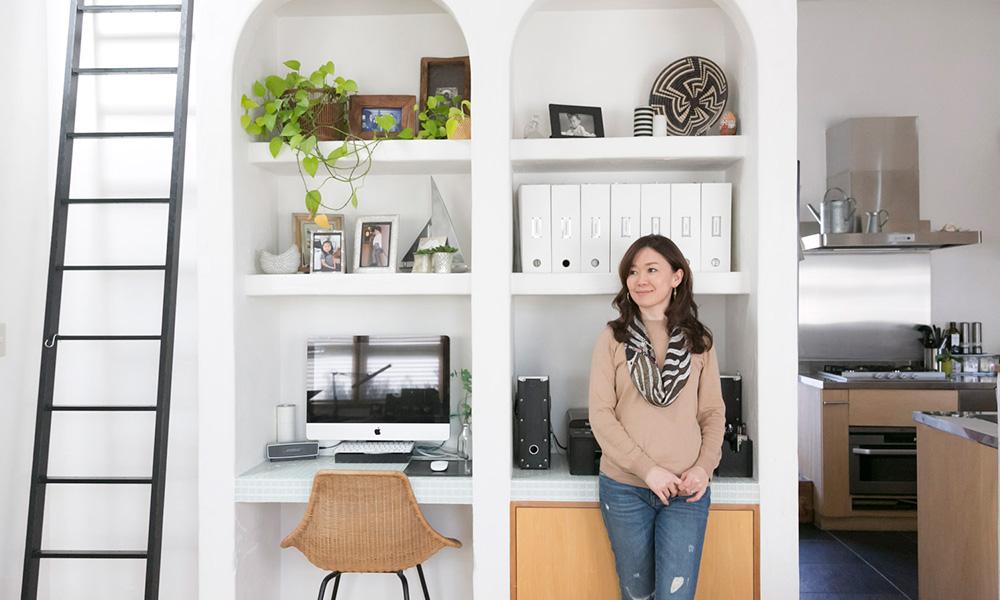 鈴木尚子さんのライフオーガナイズ  快適な空間に必要なのは 15分でリセットできる仕組み