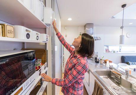 伊藤朋美さんの快適ライフ片づけが苦にならない収納システムの作り方