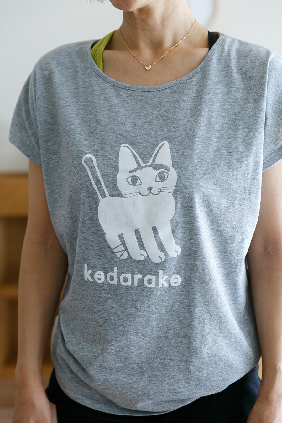 同じくオリジナルのTシャツ。