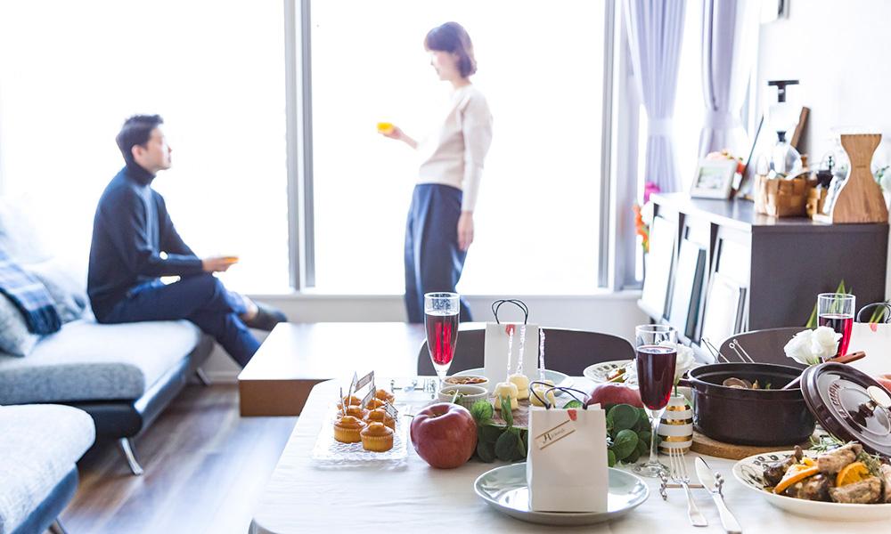 ホームパーティーのアイデアPart2  ゲストの心に残る おもてなしの仕方