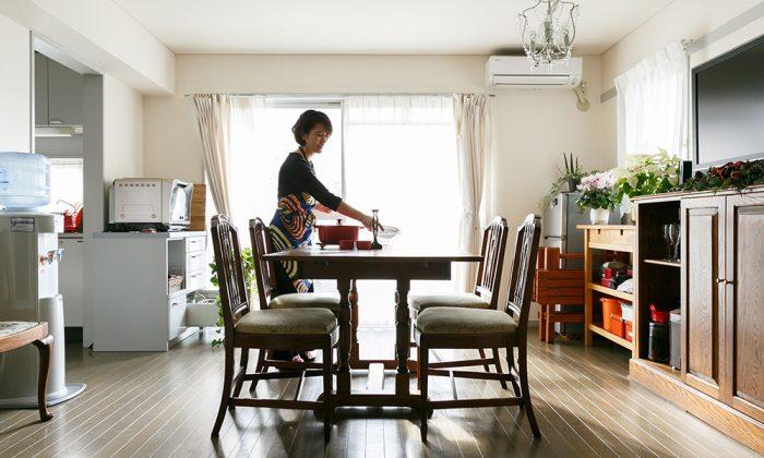 自宅で料理教室を清閑な世田谷のマンションから食の楽しみを発信