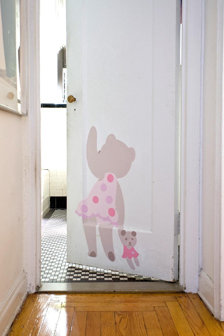 """「ドアは家の中で3Dで動くものなので、""""動くとおもしろいもの""""を作ると楽しいと思います」"""