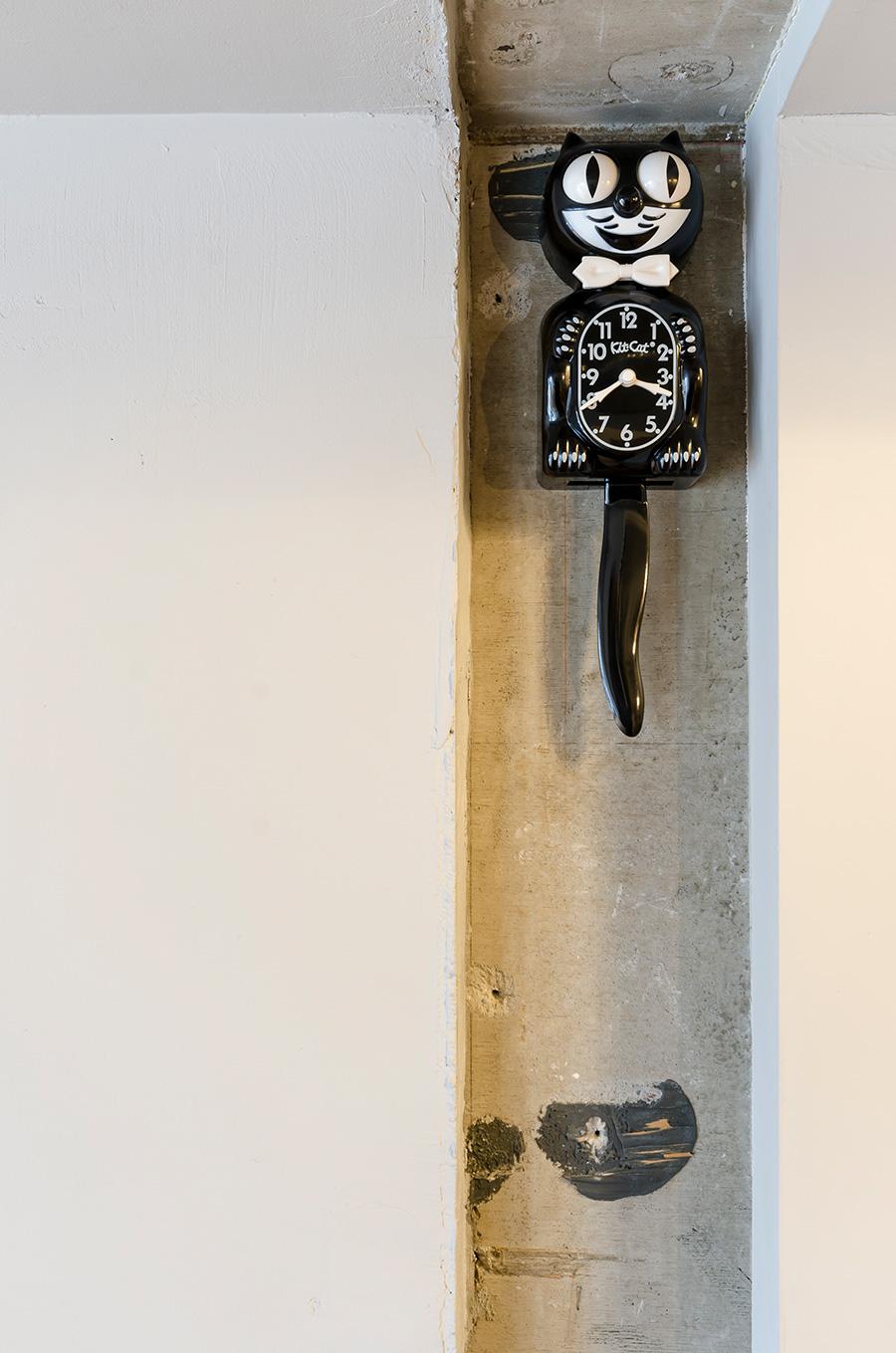 2人の好きな1980年代の映画にも登場した時計。