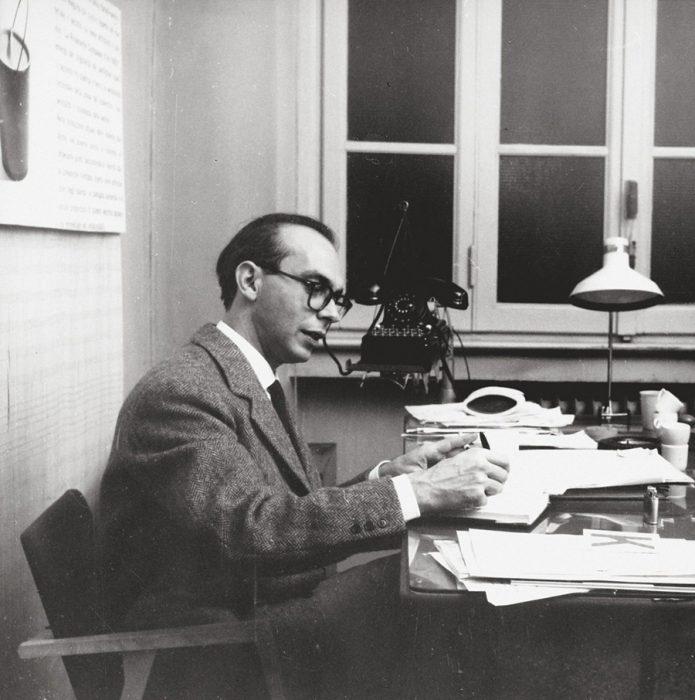 創設者のGiulio Castelli(ジュリオ・カステッリ)。