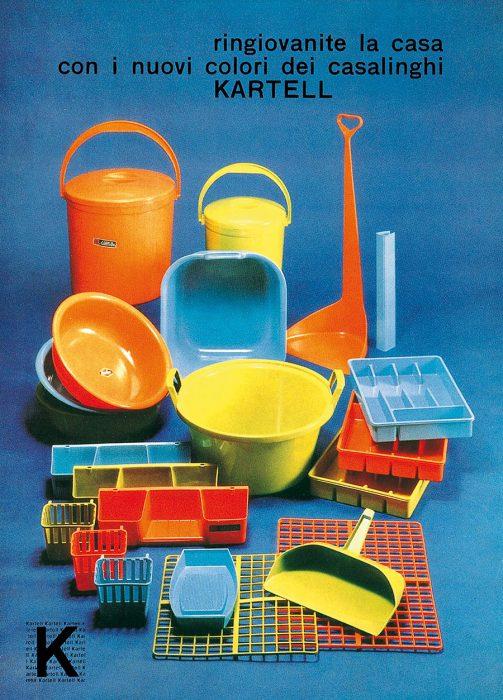 カルテルは、バケツやチリトリなどの生活用品の製造からスタートした。