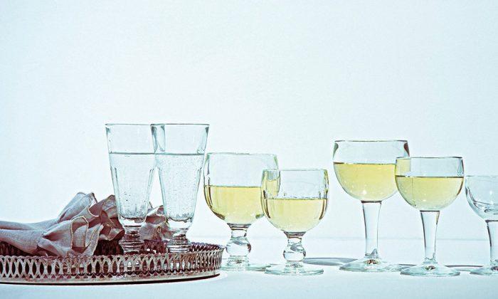 La Rochereのグラスフランス最古のガラスメーカーラ・ロシェールのワイングラス