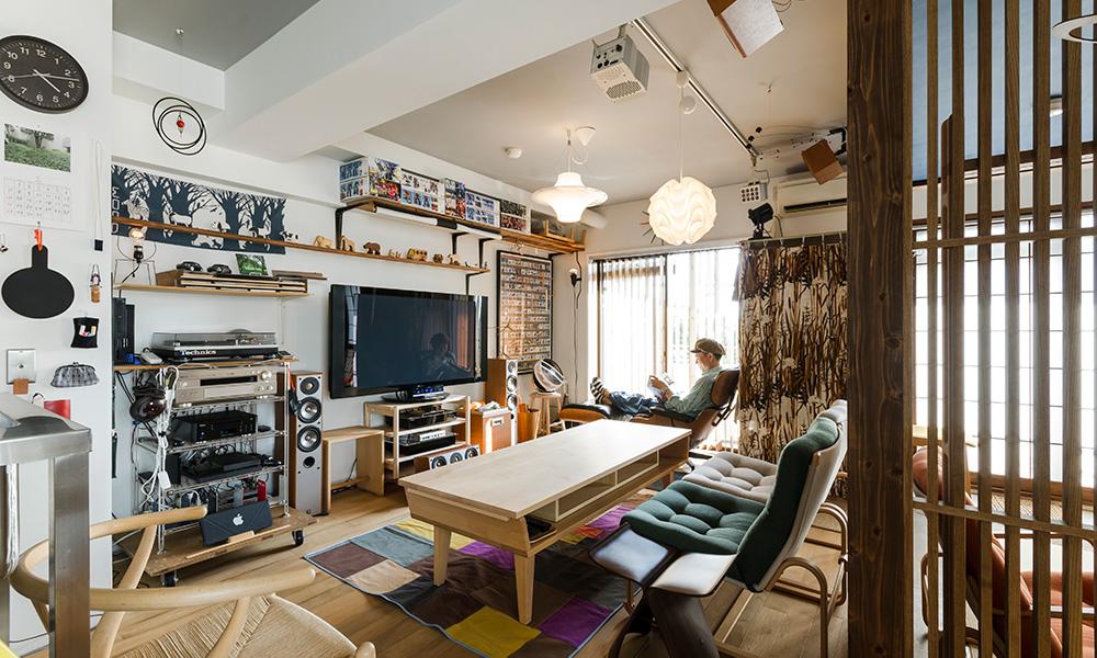 いい家具のある暮らし  京町家に伝わる空間美をエッセンスにして
