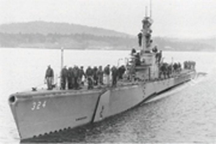Navy Chairは、アメリカ合衆国海軍の潜水艦と船で使用するために誕生。