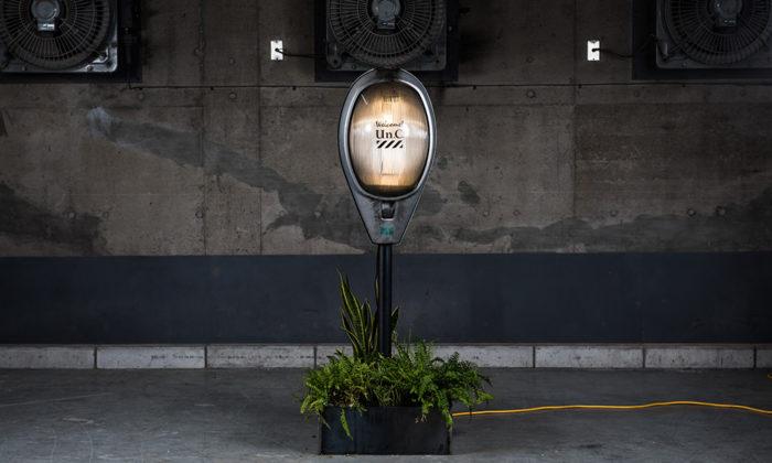 家具のアップサイクル -2廃棄物から照明器具を作るユニークなアイディア