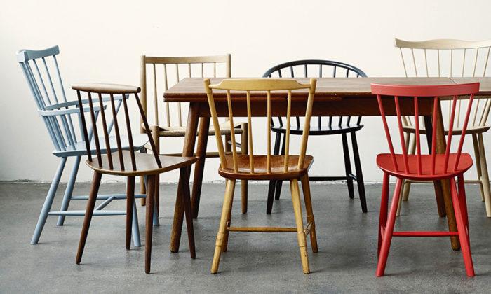 FDB Møblerの名作チェア国民椅子として愛されるデンマークの名作