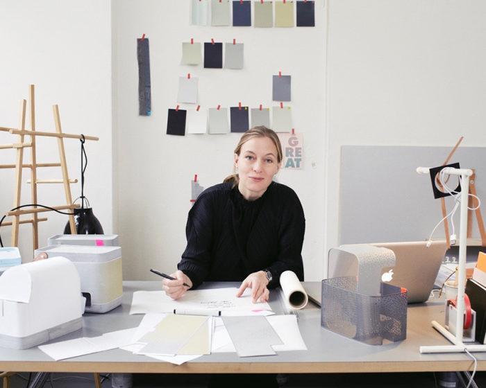 北欧のモダンデザインを牽引するプロダクトデザイナー、セシリエ・マンツ。