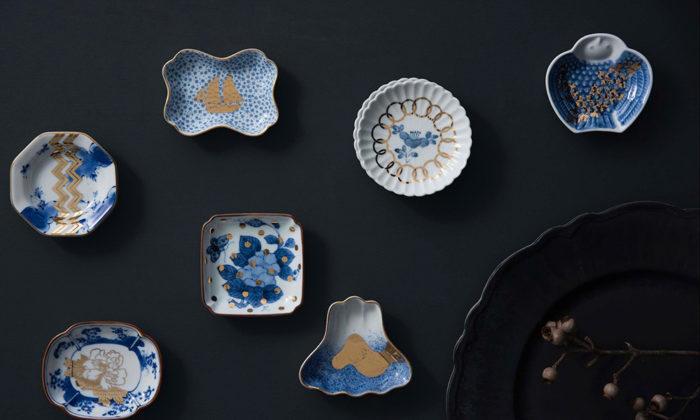 amabroの豆皿古き良き日本の伝統アートをリスペクト
