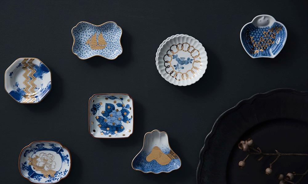 amabroの豆皿 古き良き日本の伝統ある アートをリスペクト