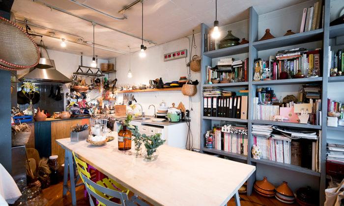 旅する料理家の異国空間異文化ミックスで日常に旅気分を味わう