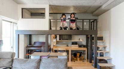 12年後のリノベーション  住み慣れた家を住みたい家に