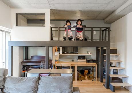 11年後のリノベーション住み慣れた家を住みたい家に