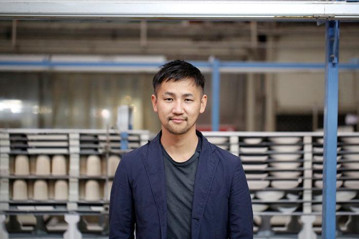 国際的に活躍するデザイナー、柳原照弘氏。 photo : Kenta Hasegawa