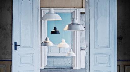 MADE BY HANDのインダストリアルな照明 クラフトマンシップを受け継ぐ デンマークの名作「the workshop lamp」