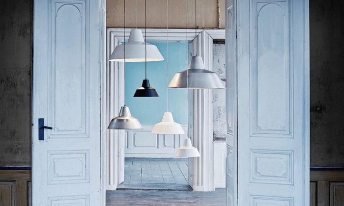 MADE BY HANDのインダストリアルな照明クラフトマンシップを受け継ぐデンマークの名作「the workshop lamp」