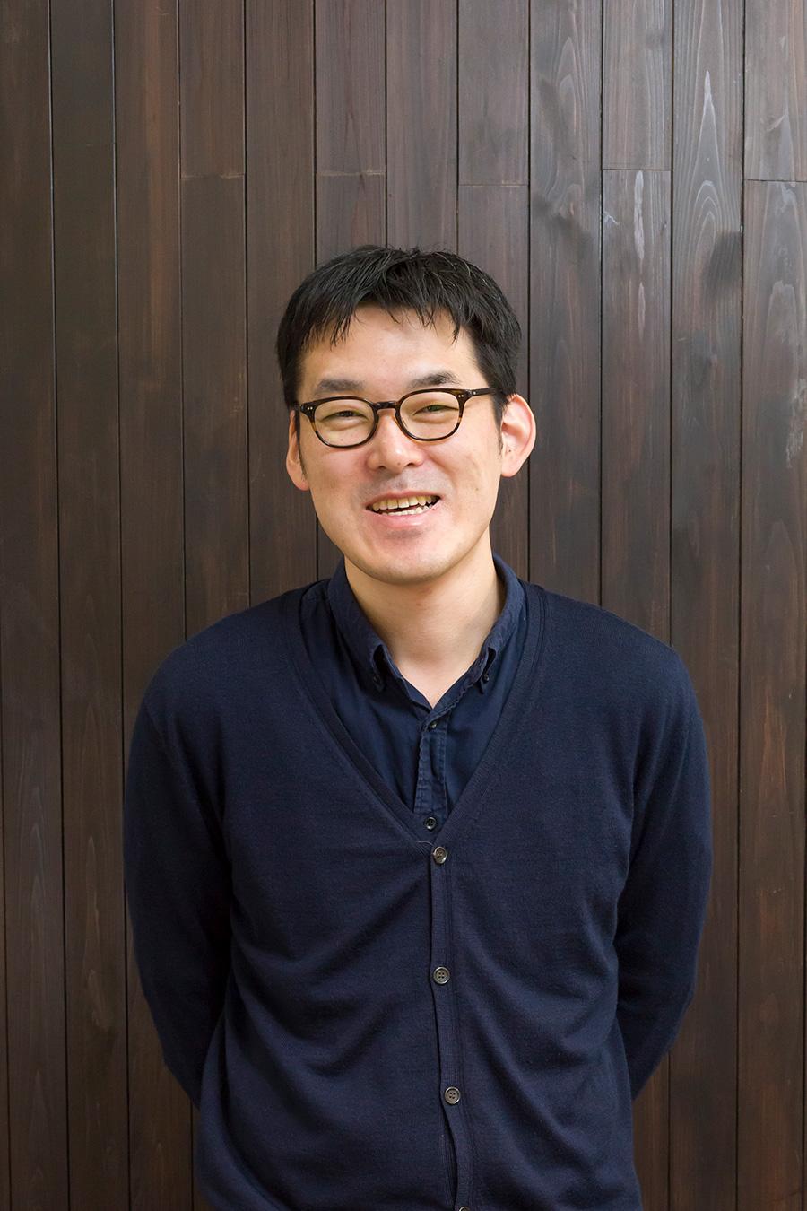2回に渡り苔のテラリウムの指導をしていただいた川本毅さん。「モノよりコト。作る楽しみを多くの方たちに伝えていきたいと考えています」