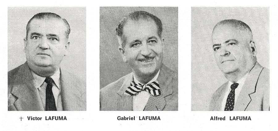 創始者のラフマ3兄弟。