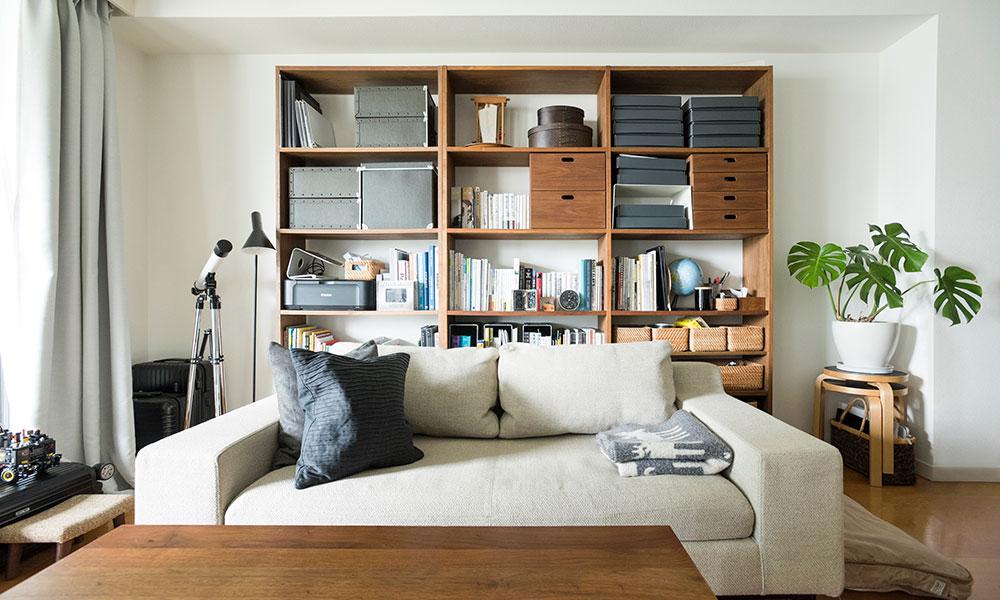 快適な都心のマンション暮らし  コンパクトでも充実する 理想の暮らしのつくり方