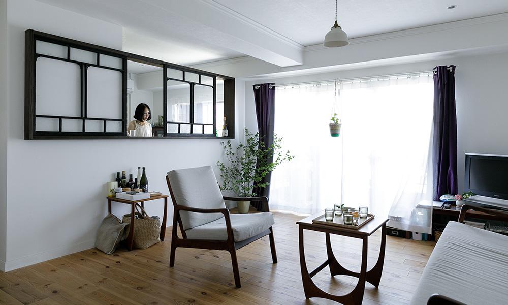 自分を癒す特別な空間 シンプル+クラシックを愉しむ大人の部屋