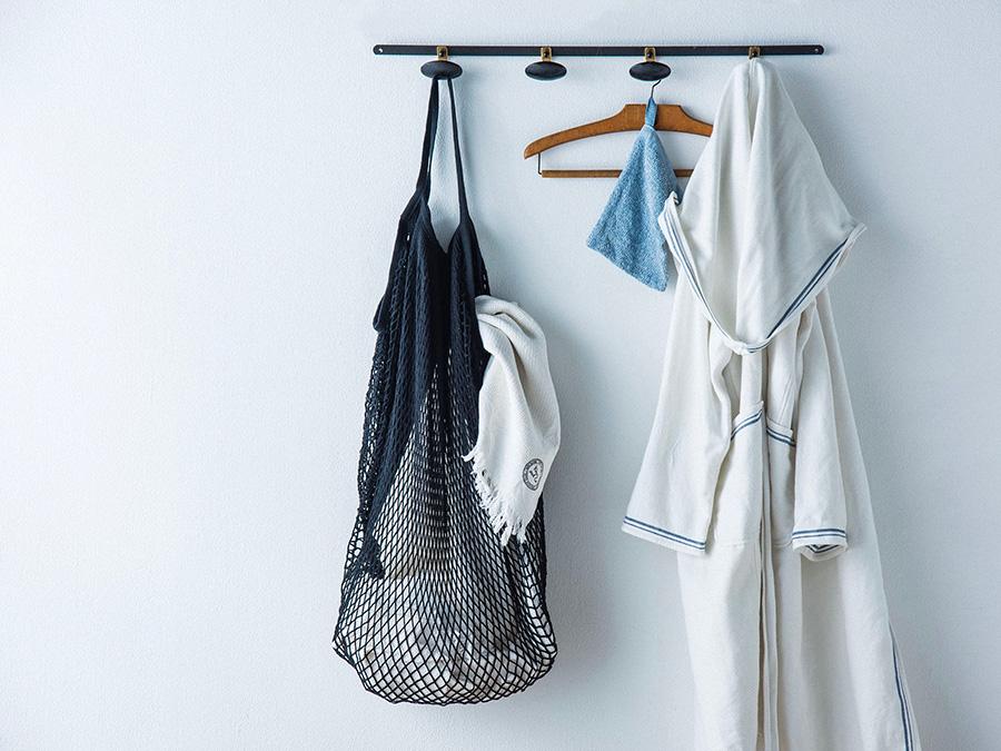 XLは約70センチ!タオルや洗濯物がたくさん入る。