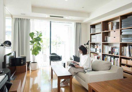 快適な都心のマンション暮らしPart2スモールスペースに集結生活を彩る愛用グッズ