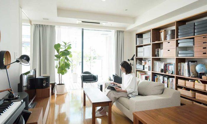 ライフオーガナイザーのマンション暮らしPart2スモールスペースに集結生活を彩る愛用グッズ