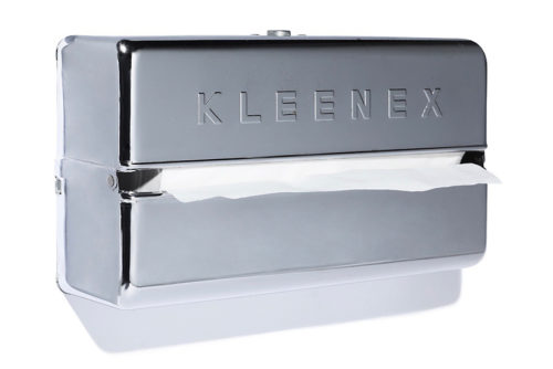 Vintage Kleenex dispenser-5 265 x 65 x 140mm ¥18,000