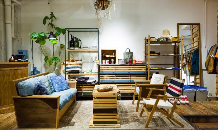 部屋の家具を外に持ち出そうクォリティの高いアウトドア家具を家でも外でも使うアイディア