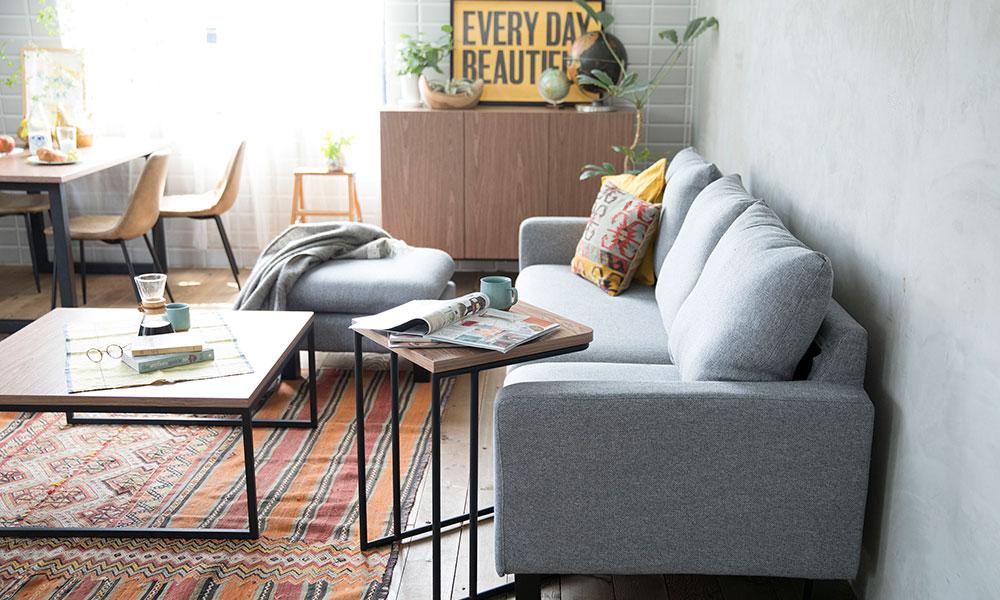 家具は所有からサブスクの時代へ お気に入りの家具を シェアリングサービスで揃える