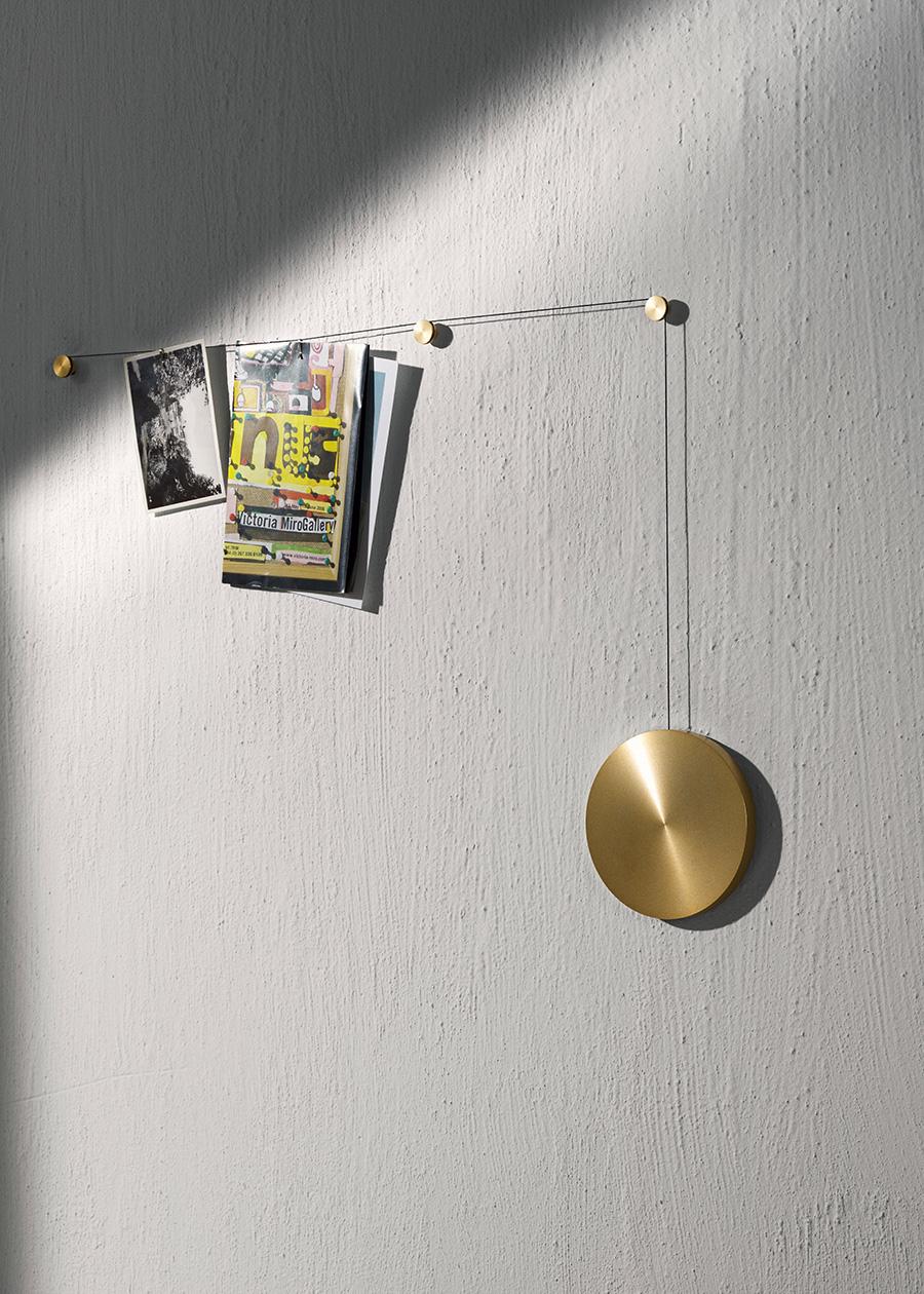 マイスポット (ゴールド) φ150mm ワイヤー 1160mm  ゴールド  ¥26,000