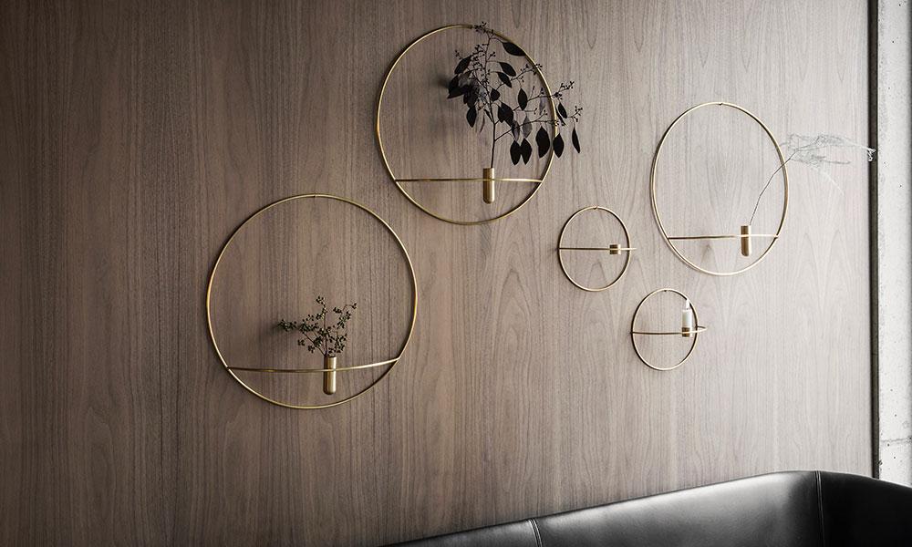 壁面を飾る・整える デンマーク発、 MENUのウォールアイテム