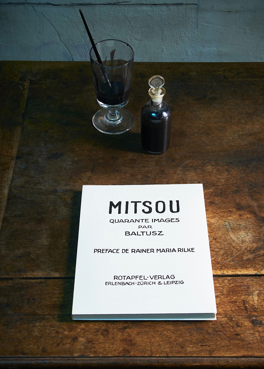MITSOU  ¥7,600 Photo : Sophie Delaporte