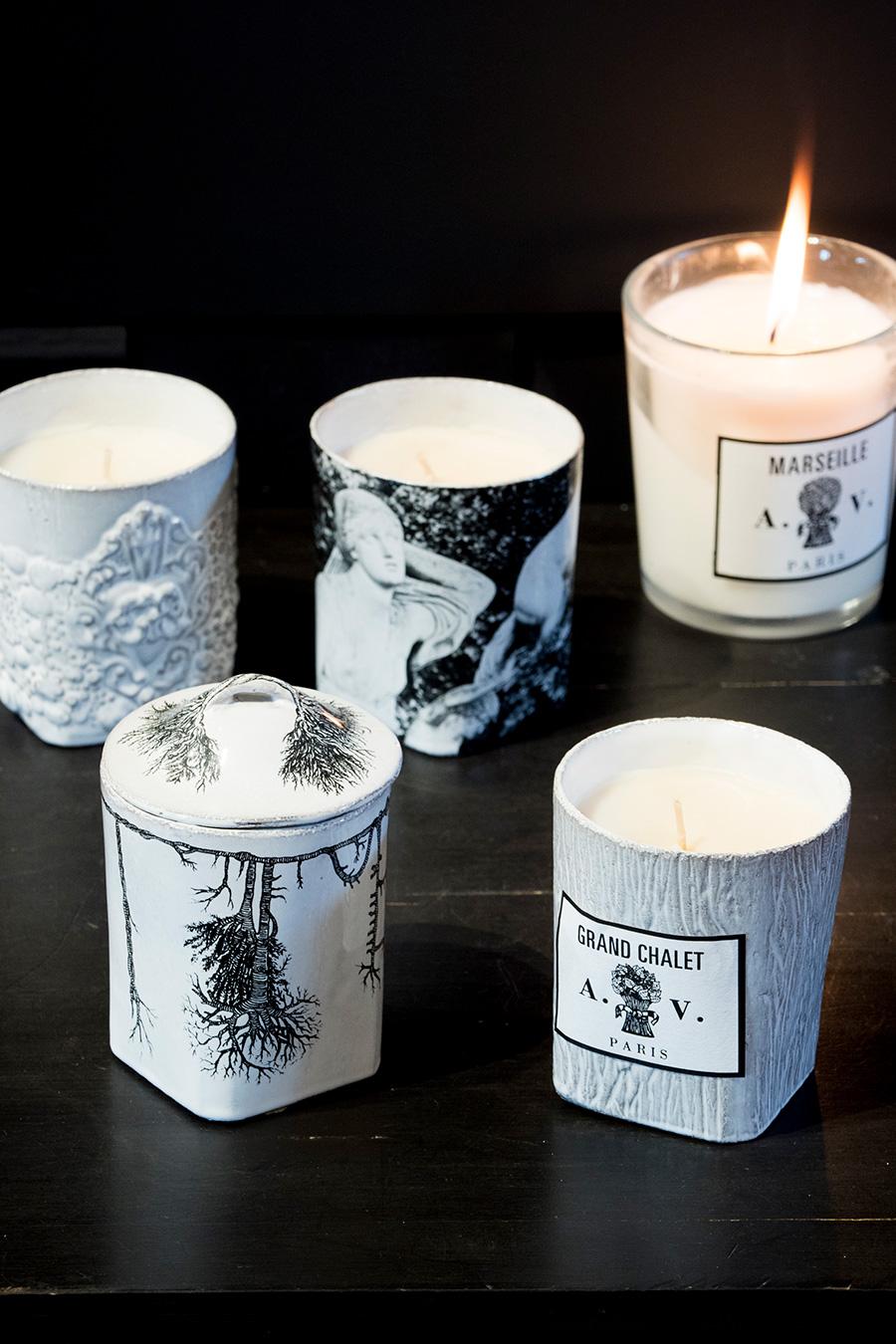 贅沢な陶器コレクション グラン・シャレ  ¥24,000 パレ・ド・トーキョー蓋付き  ¥22,000  蓋  ¥15,000 パレ・ド・トーキョー  ¥22,000 ヴィラ・メディシス  ¥24,000