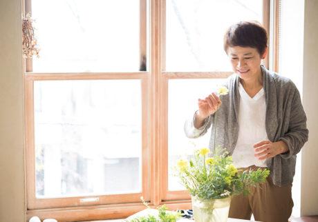 今年の暮らしに寄り添う草花 Part1身近な植物や生活雑貨で四季を彩る1年に