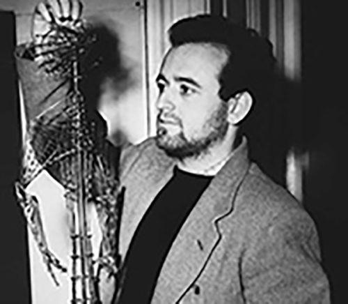 ベルナール・ショットランダー (1924 – 1999) ドイツ出身のインテリアデザイナー、屋外彫刻家。