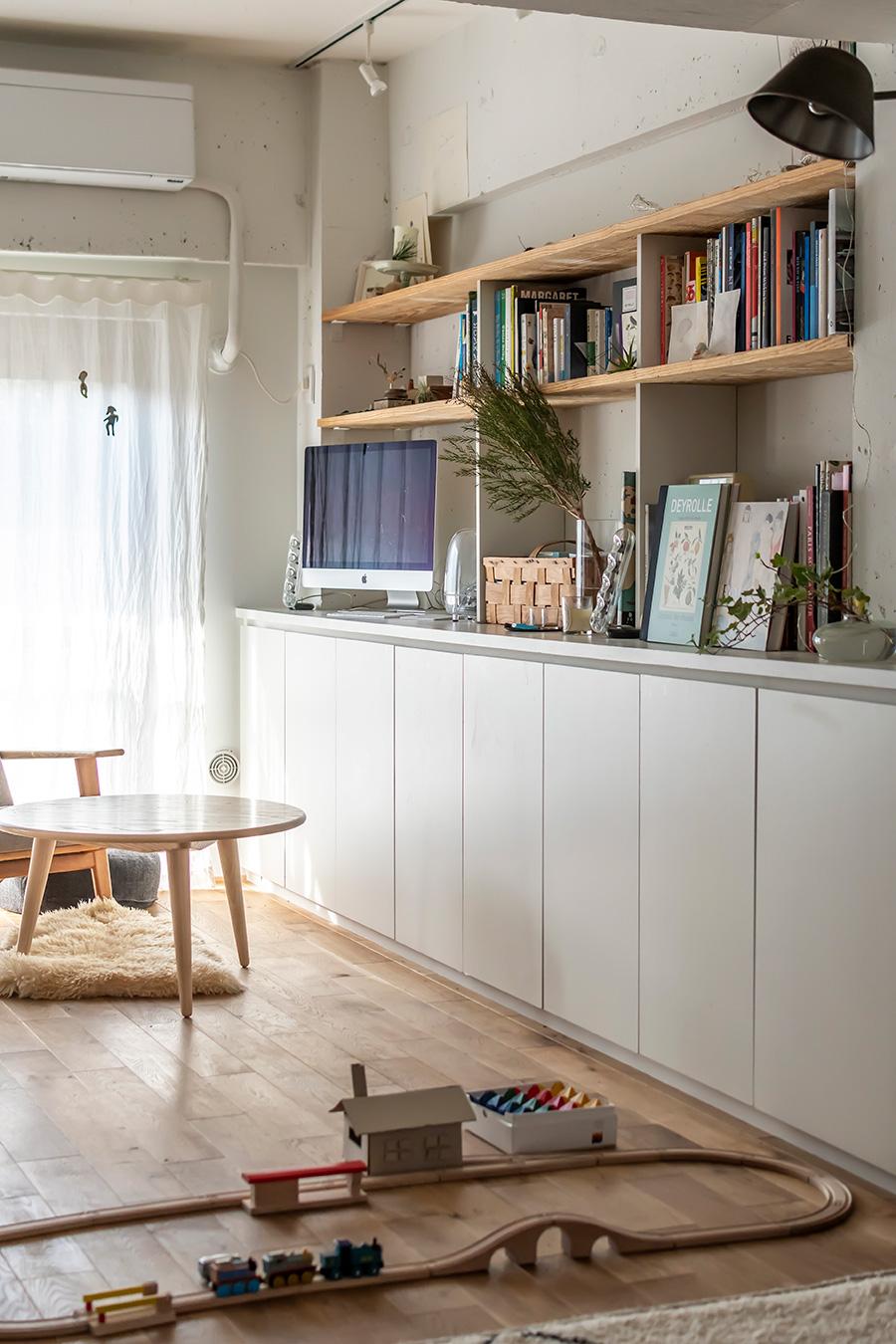スウェーデンの木製玩具「micki」のおもちゃ。