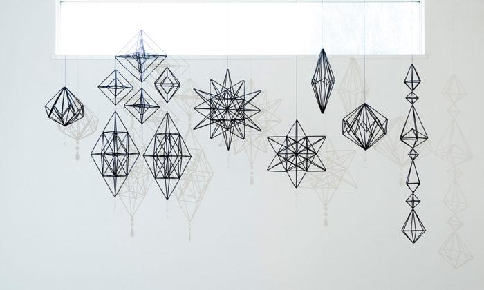 光と影が織り成す美北欧の伝統装飾品ヒンメリを手作りしてみる