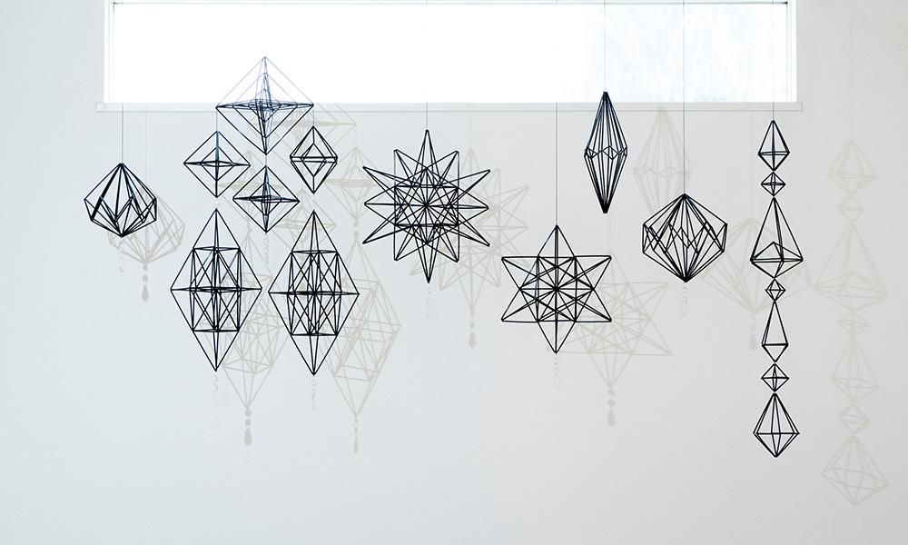 光と影が織り成す美  北欧の伝統装飾品 ヒンメリを手作りしてみる