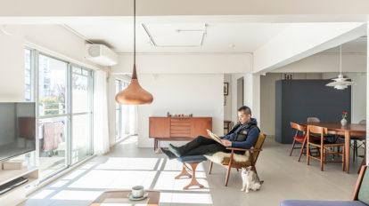 主役はデンマーク家具 現地の生活で学んだ心地いい暮らしのルール