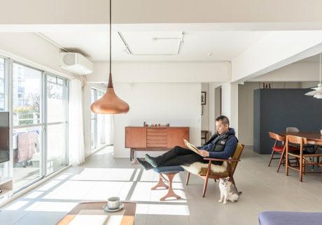 主役はデンマーク家具現地の生活で学んだ心地いい暮らしのルール