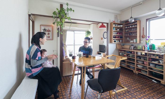 西荻窪の住まい吟味した好きなものだけのほっとする部屋