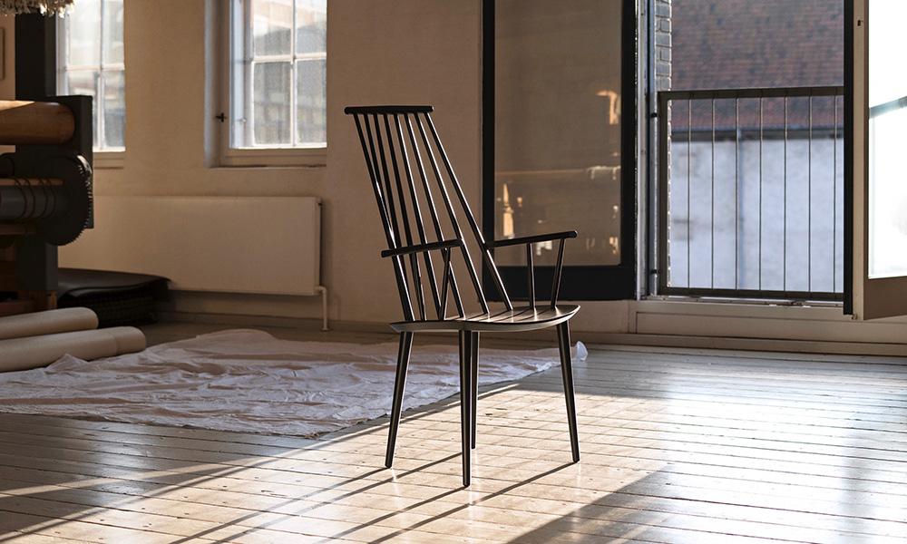 北欧の美しい椅子 1940〜50年代に誕生した 名作がHAYによって復刻