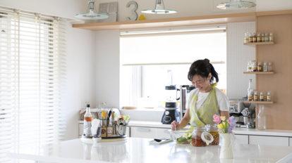 たまプラーザの料理教室大空間に、食を楽しむ気持ちを詰め込んで