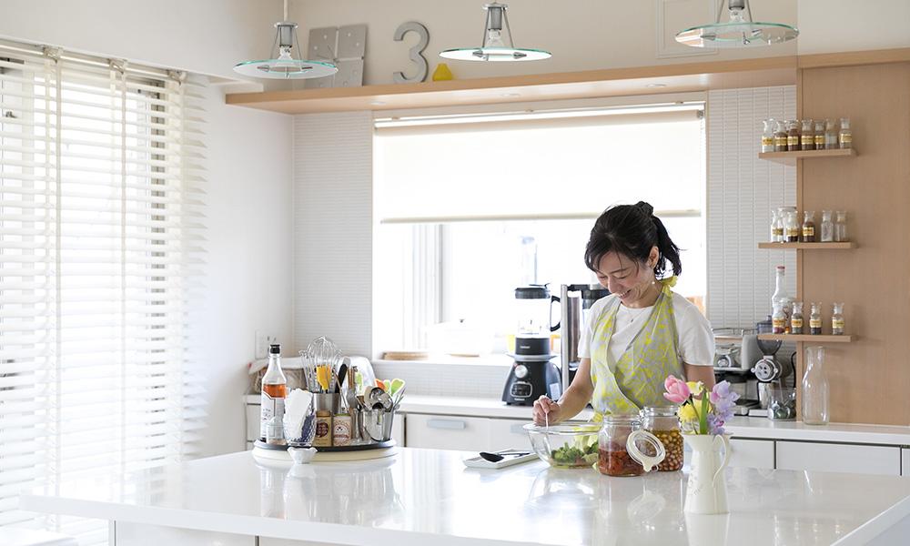たまプラーザの料理教室 大空間に、食を楽しむ気持ちを詰め込んで  料理教室ができる物件を探す